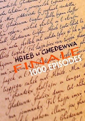 Ħbieb u Għedewwa Ep.100