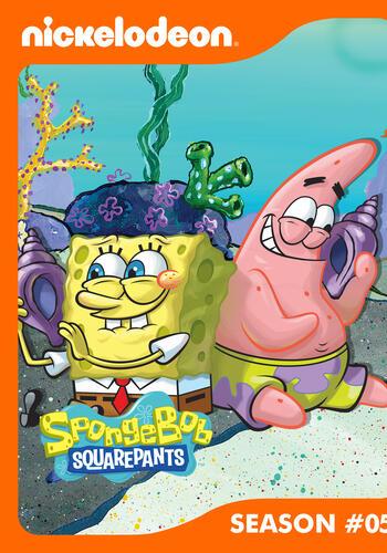 Blackened Sponge/ Mermaid Man vs. Sponge