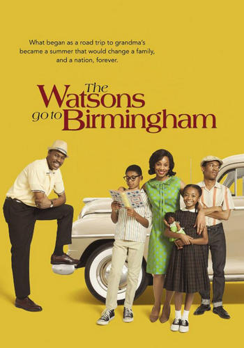 Watsons Go To Birmingham, The (2013)