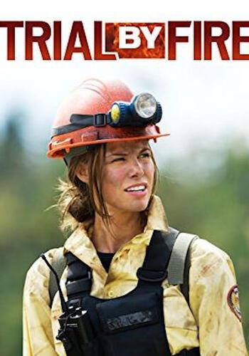 TRIAL BY FIRE (AKA SMOKE JUMPER)