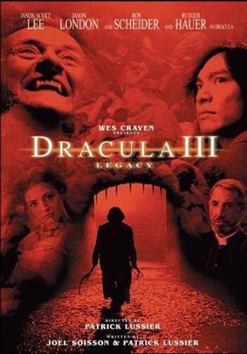 Wes Craven Presents Dracula III: Legacy (2005)