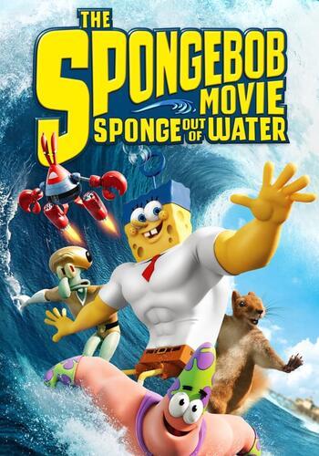 Spongebob Movie Sponge Out Of Wate
