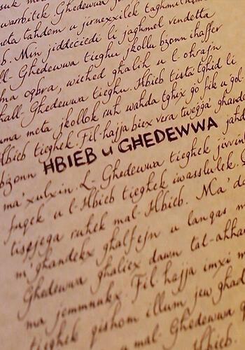 Ħbieb u Għedewwa