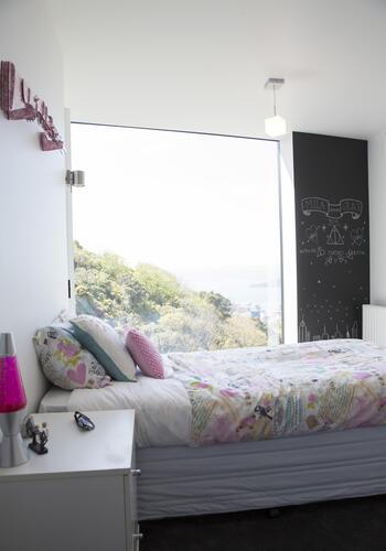 Auckland: Clifftop House