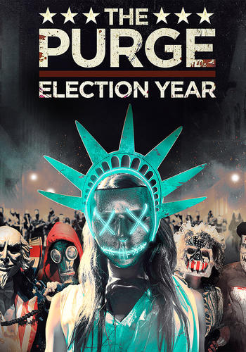 Purge, The : Election Year