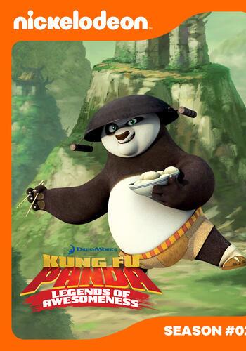 Master and the Panda