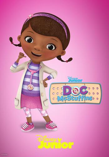 Toy Hospital: It's a Hard Doc Life