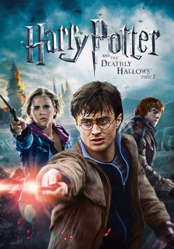 Harry Potter, Deathly Hallows: 2