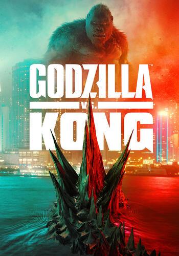 Godzilla vs. Kong (HD)