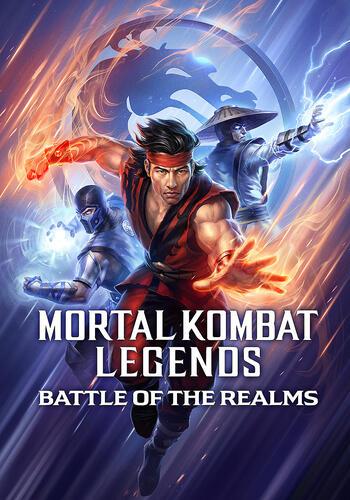 Mortal Kombat: Battle Of The Realms