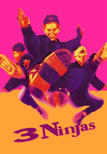 Three Ninjas (1992)