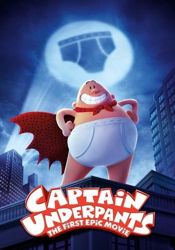 Captain Underpants: The First Epic