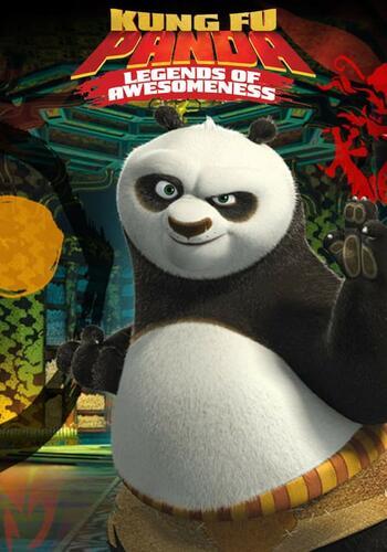 Kung Fu Panda - Legends of Awesomeness
