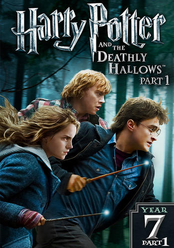 Harry Potter, Deathly Hallows: 1