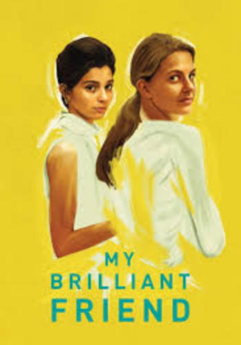 My Brilliant Friend - The Story of a New Name