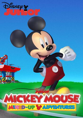 Crooner Mickey