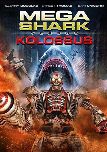 Mega Shark VS Kolossus (2015)