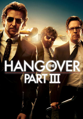 Hangover, The: Part III
