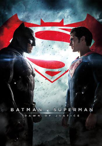 Batman V Superman:Dawn Of Justice