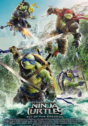 Ninja Turtles:Out Of The Shadow